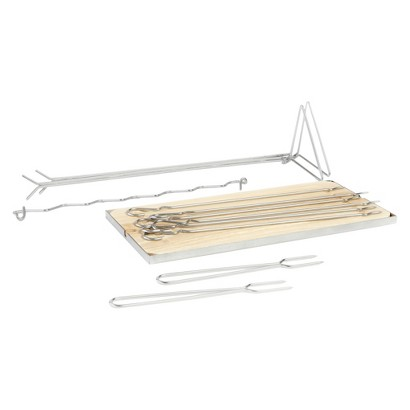 BBQ Skewer Station Set