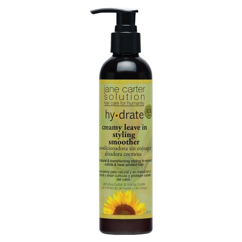 Jane Carter Solution Hydrate Creamy Leave In Styling Smoother - 8 oz