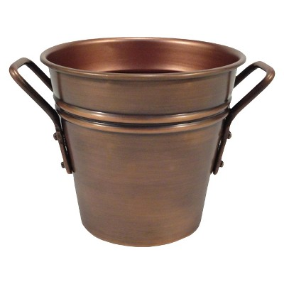Round Copper Tabletop Planter - Smith & Hawken™