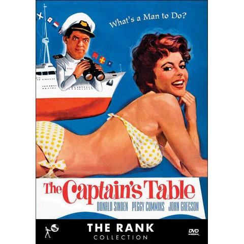 The Captain's Table (Widescreen)