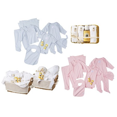 Burts Bees Baby™ Newborn Essentials Layette Collection