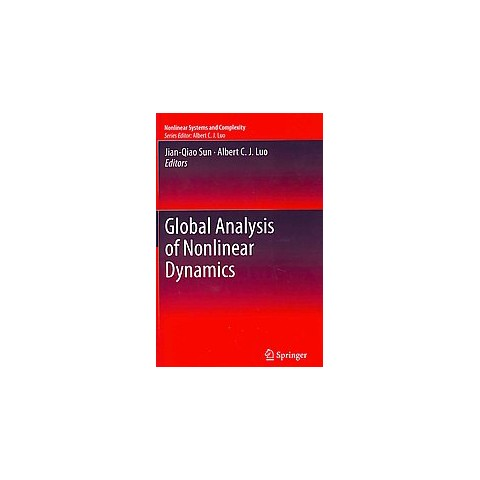 Global Analysis of Nonlinear Dynamics (Reprint) (Paperback)