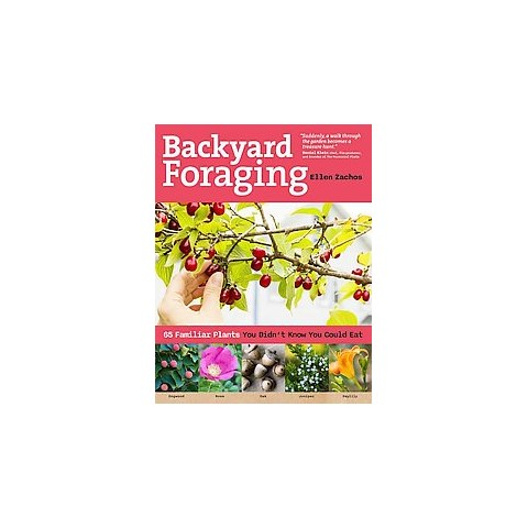 Backyard Foraging (Paperback)
