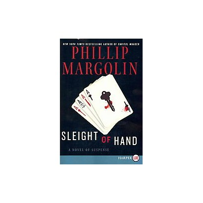 Sleight of Hand (Larger Print) (Paperback)