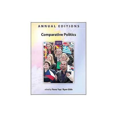 Annual Editions Comparative Politics 13/14 (Paperback)