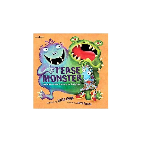 Tease Monster (Paperback)