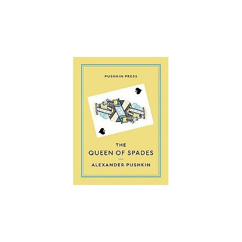 The Queen of Spades (Reprint) (Paperback)