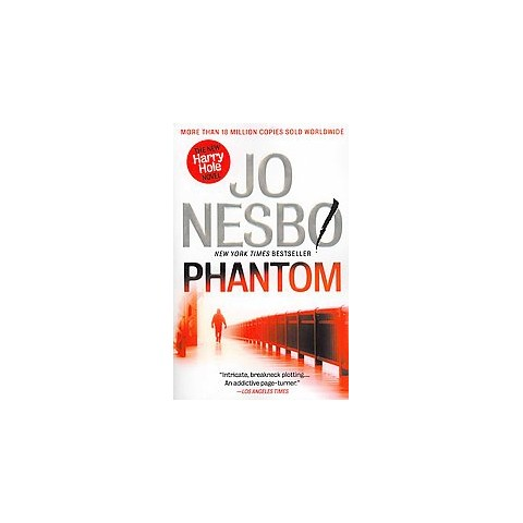 Phantom (Reprint) (Paperback)