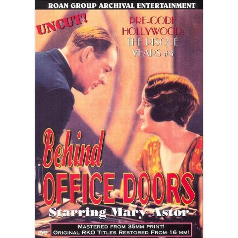 Behind Office Doors (R)