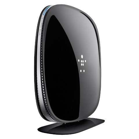 Belkin AC1000 Dual Band Router Wireless - Black (F9K1112)