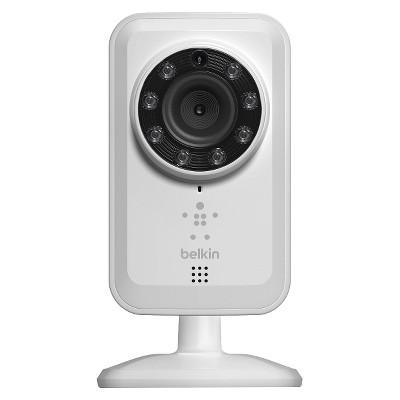 Belkin NetCam WiFi Camera - White (F7D7601)