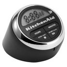 KitchenAid® Plastic Digital Timer - Black
