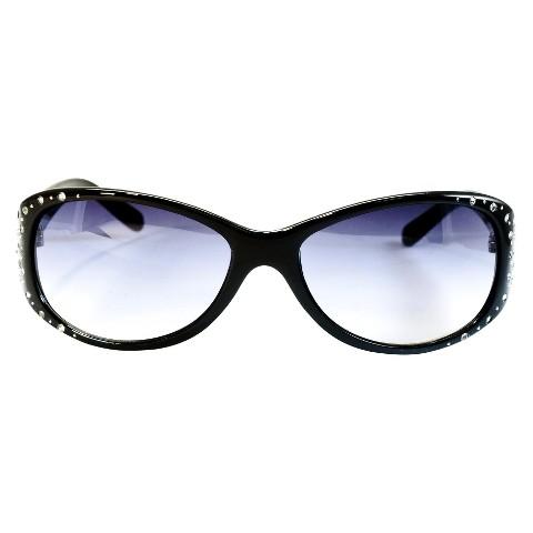 Round Sunglasses - Black