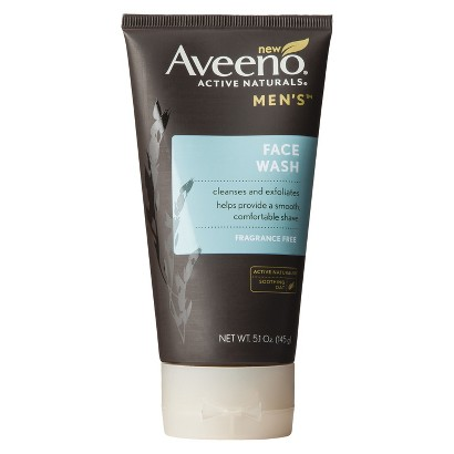 Aveeno Men's Face Wash