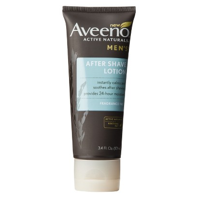 Aveeno Men's After Shave Lotion
