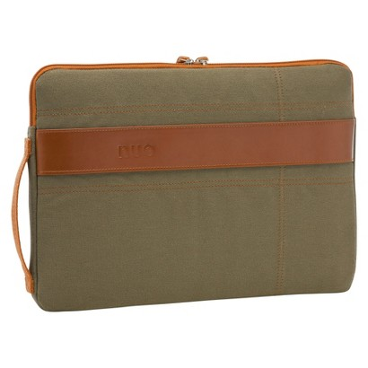 "Nuo Tech 13"" Laptop Sleeve for MacBook Air - Olive (100134)"
