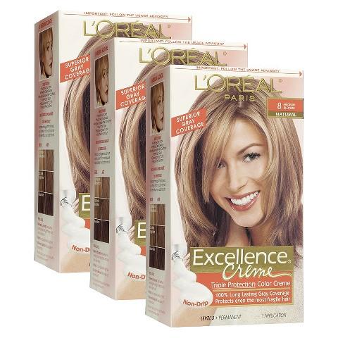 L'Oréal® Paris Excellence® Creme Triple Protection Color