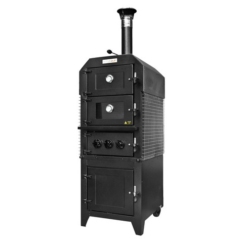 EcoQue Pizza Oven and Smoker