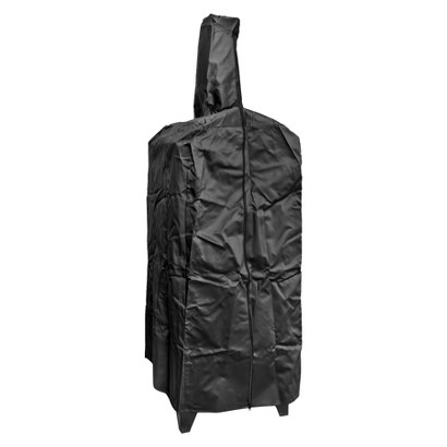 Pizza Oven And Smoker Cover - Black