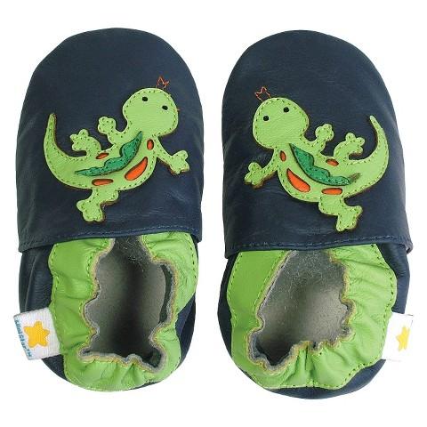 Ministar Infant Boys' Lizard Shoe - Navy