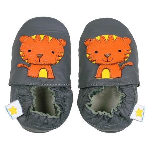 Ministar Infant Boys' Tiger Shoe - Grey