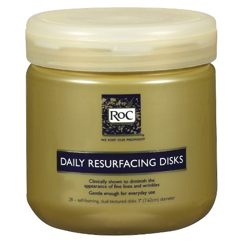 Roc® Skincare Daily Resurfacing Disks