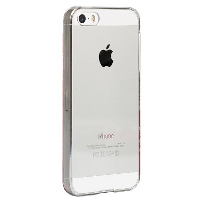 Agent18 Clear Shield Cell Phone Case for iPhone5 - Clear (P5SS/A)