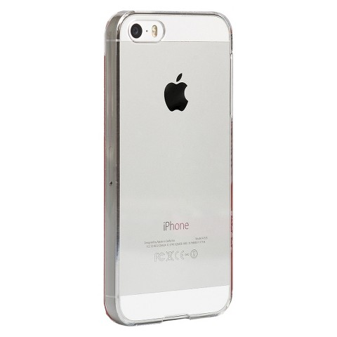 Agent18 iPhone 5/5S Slimshield Case - Clear