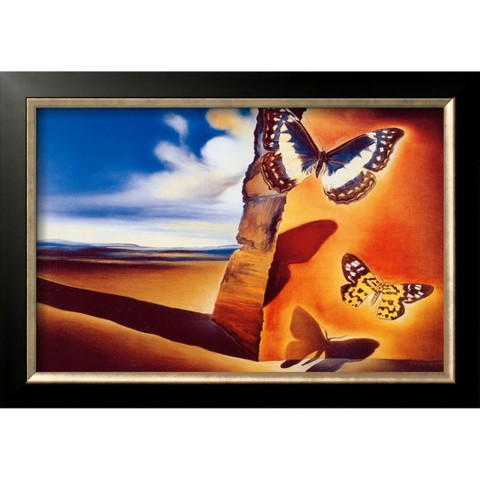 Art.com - Landscape with Butterflies