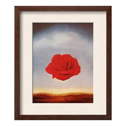 Art.com - Meditative Rose Framed Art Print