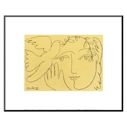 Art.com - Visage de la Paix