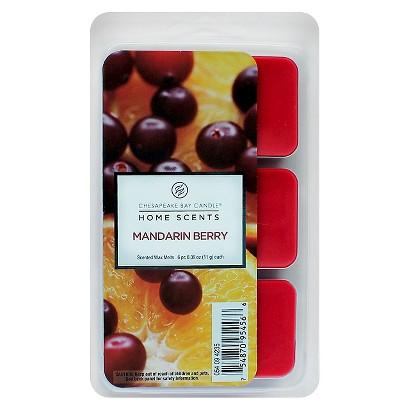 Chesapeake Bay Mandarin Berry Wax Melts