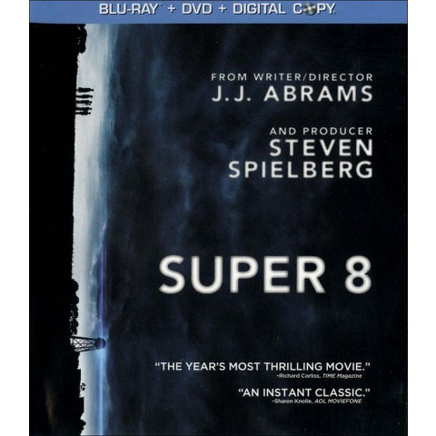 Super 8 (2 Discs) (Includes Digital Copy) (Blu-ray/DVD) (W) (Widescreen)
