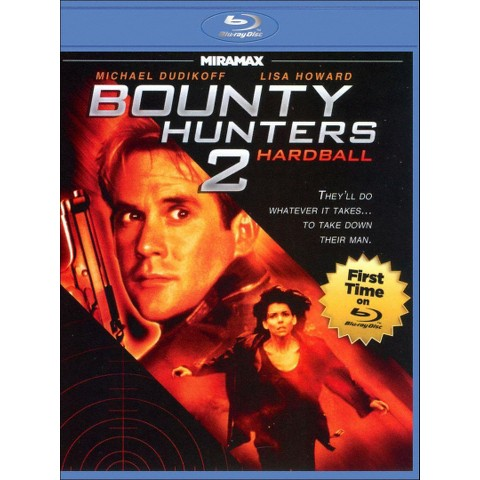 Bounty Hunters 2: Hardball (Blu-ray) (Widescreen)