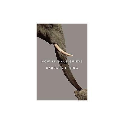 How Animals Grieve (Hardcover)