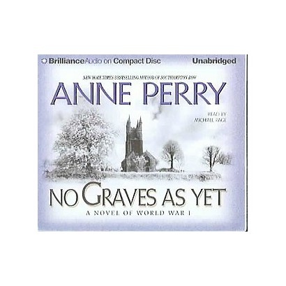No Graves As Yet (Unabridged) (Compact Disc)
