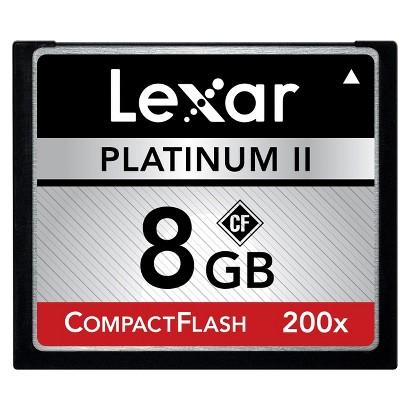Compact Flash LEXAR 8gb
