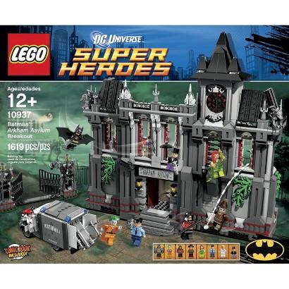 LEGO® Superheroes Batman - Arkham Asylum Breakout 10937
