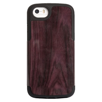 Agent18 Hero Wood Cell Phone Case for iPhone5 - Brown (P5HRO/47)