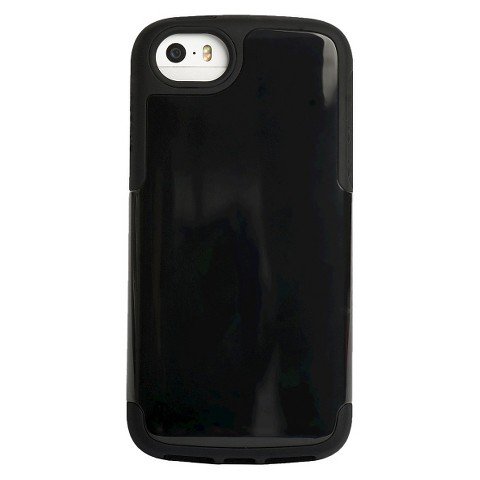 Agent18 Hero Cell Phone Case for iPhone5 - Black (P5HRO/B)