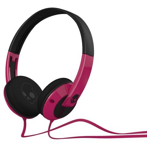 Skullcandy Uprock Headphone - Pink (S5URFZ-055)
