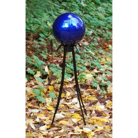 "Gazing Globe Blue (10"")"