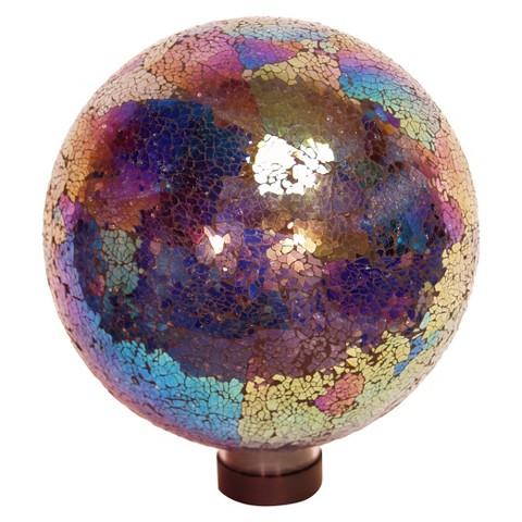 """Gazing Globe Iris (10"""")"""