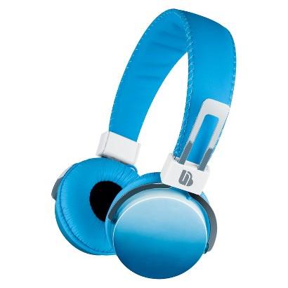 Merkury Ombre Headphones -Blue (UB-HLT10-453)