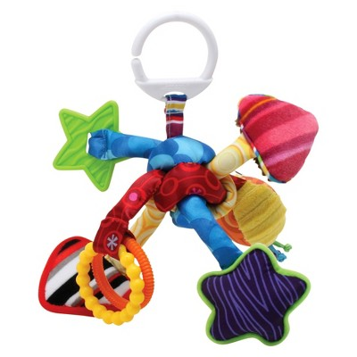 ECOM Lamaze Stroller Toy - Tug and Play Knot
