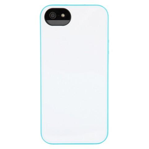 Agent18 iPhone 5 Case Shock Blue/White - (P5SHKA/DW)