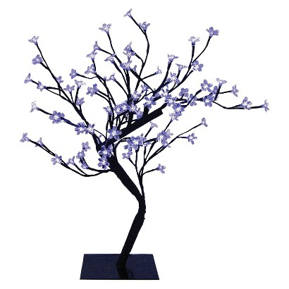 """Bonsai Lighted Tree - Assorted Colors (23"""")"""
