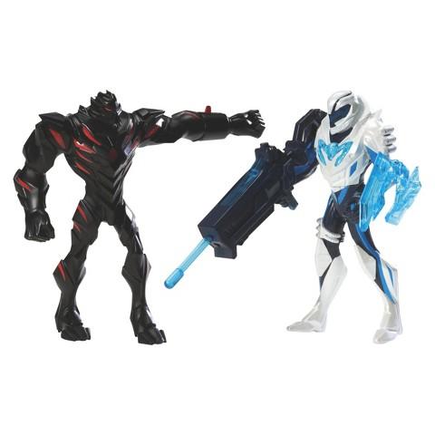 Max Steel Claw Dredd versus Blaster Action Figure Battle Pack Collection