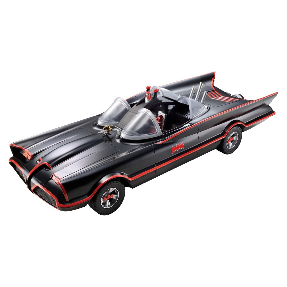 Batman Classic TV Series Batmobile Vehicle