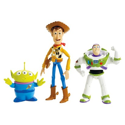 Toy Story ESCAPE THE CLAW™ Figures - Pack of 3